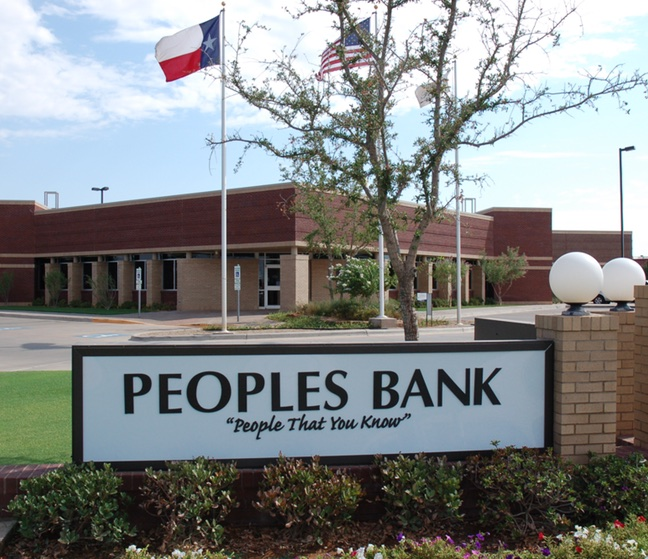peoples banking unusual locations